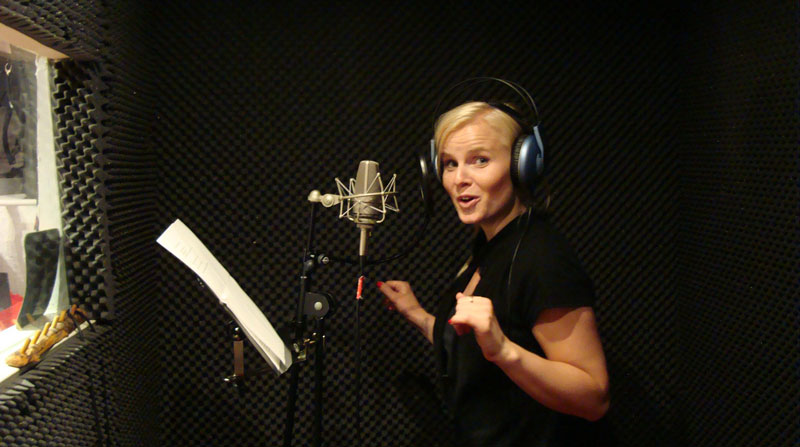 Record your vocals!