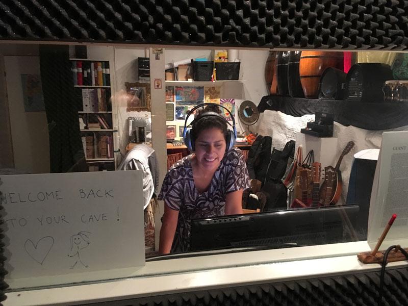 Natalie Katten Knutzen, head of the studio