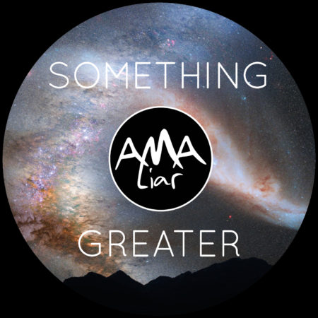 Something greater cover