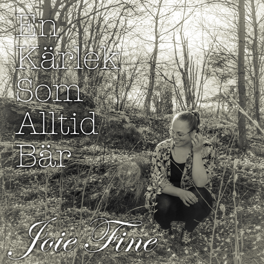 En Kärlek Som Alltid Bär - Joie Fine (omslag)